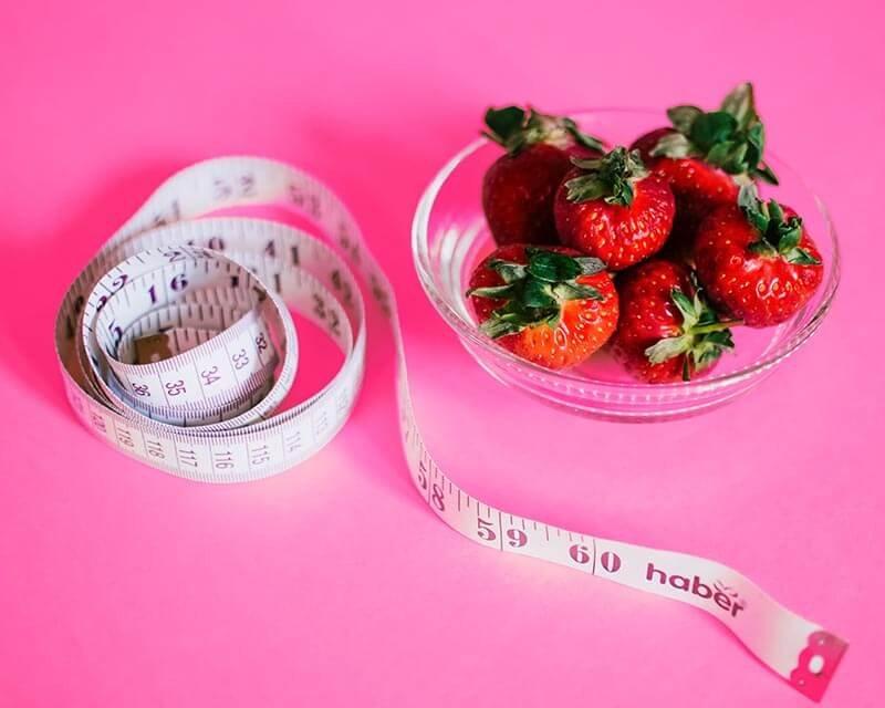 Moja dieta żeby schudnąć