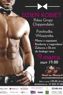 Ladies Night w Hotelu na Błoniach – konkurs!