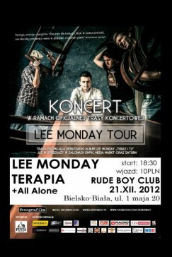 Koncer Lee Monday, Terapia