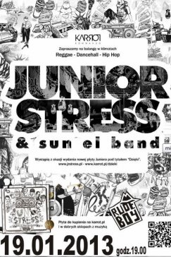 Koncert Junior Stress