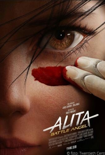 Alita: Battle Angel (3D, Dubbing)
