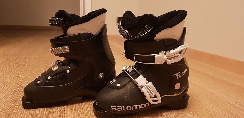 Buty narciarskie Salomon Team r. 19 Ogłoszenia Bielsko Biała