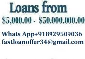 URGENT LOAN OFFER WHATS-APP +918929509036