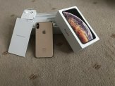 Apple iPhone XS 64GB € 400 iPhone XS Max 64gb