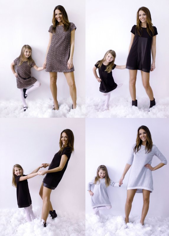 Wesele Ubranie Dla Mamy I Córki Trendy 2014