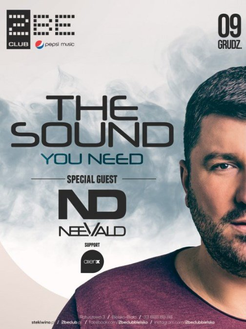 The Sound You Need - NeeVald