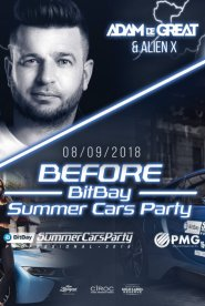 Before Summer CARS PARTY ft. ADAM De GREAT