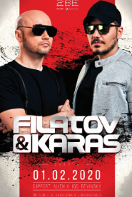 Filatov & Karas w 2Be Club