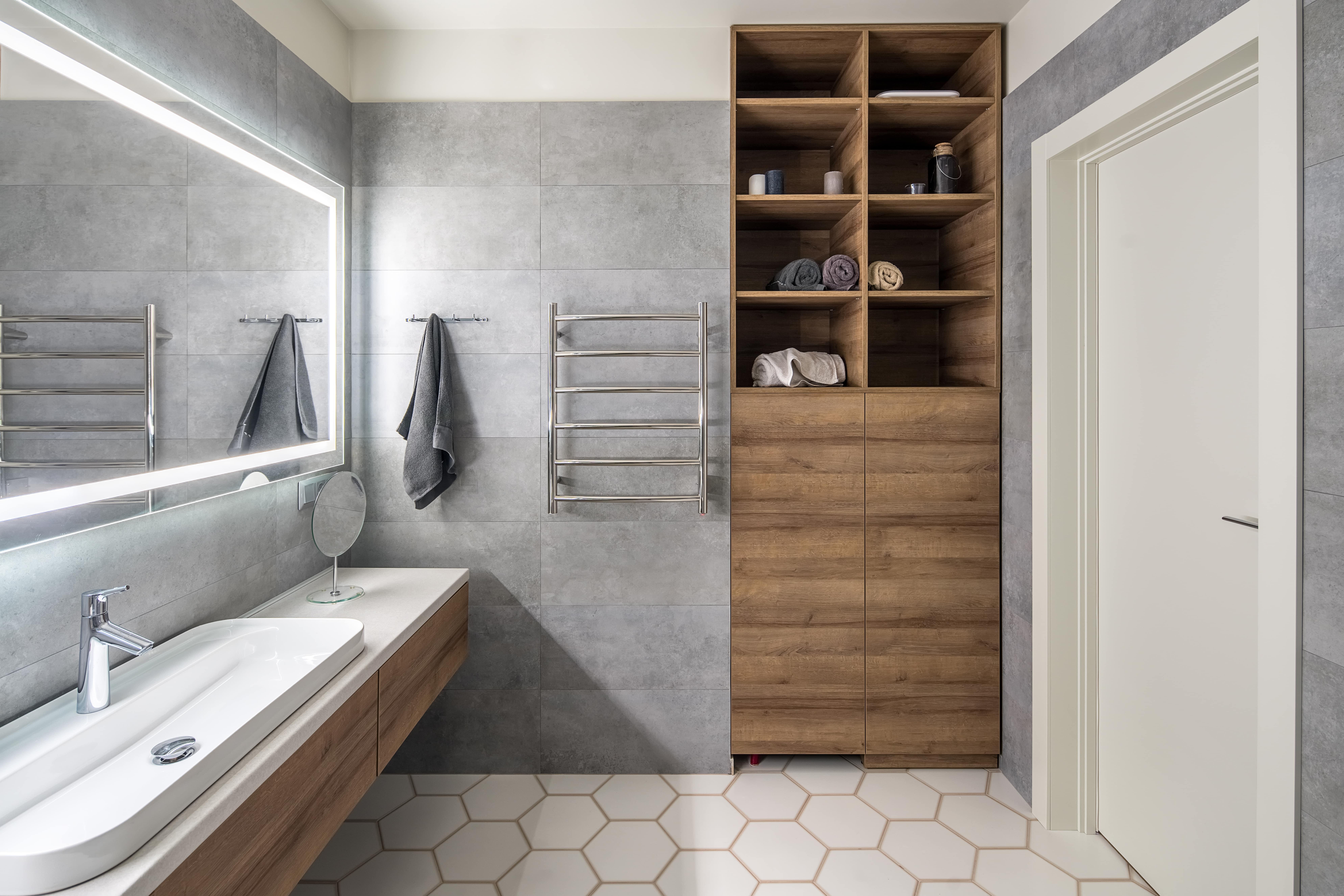 Łazienka w bloku - funkcjonalne rozwiązania do małej łazienki