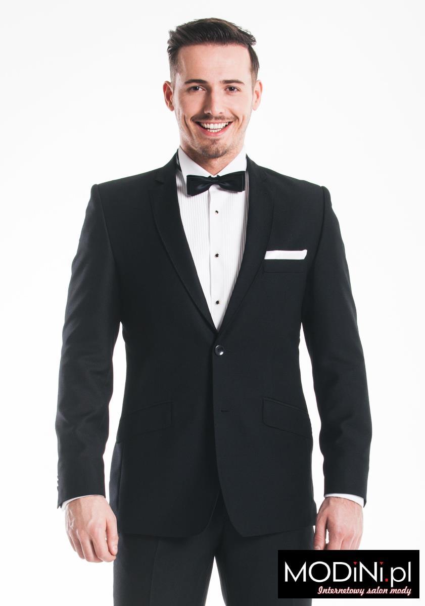 c5ee2cbb9adc1 Obecnie panuje moda na garnitury slim, czyli takie, które w widoczny sposób  podkreślają sylwetkę. Bardzo bogaty ich wybór znaleźć można w sklepie ...