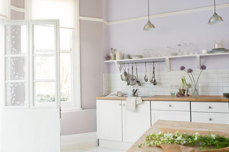 Mieszkanie w stylu skandynawskim -> Kuchnia I Salon W Stylu Skandynawskim