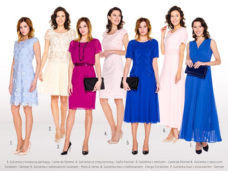 914bc8cc93 Czy na wesele można iść w sukience maxi  Długie sukienki – o ile nie  przypominają sukni balowych i nie kipią seksapilem – mogą być strzałem w  dziesiątkę.