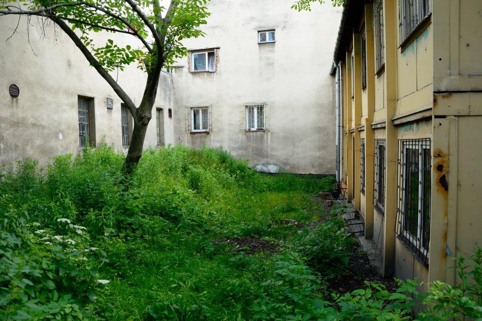 Będzie ogród w centrum miasta